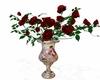 vaso ceramica+rose