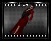 [CW] Red & Black Robe