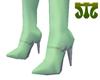 Papillon Stiletto (Jade)