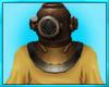 Deep Sea Diver Man