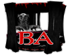 [BA] Vampire Round Bed