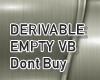 Empty VB Derivable