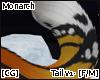 [CG] Monarch Tail v1
