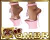 QMBR 9in Heel CB Pink
