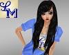 !LM Long Black Natalia