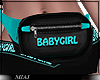 !M! BabyGirl  Neon Fanny