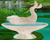 Fish Fountain 2pose
