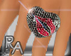 [RA]Rock Heart Ring Lush