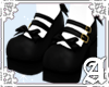 Lolita Shoes~ Black