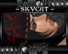 Sky~ Valor Black/Red