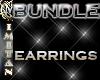 (MI) Earring bundle