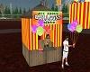 kiosque ballons cirque