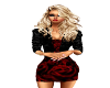 valentine rose outfit,
