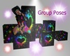 Group Poses Boxes
