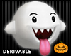 ! Mr.Boo White #Animated
