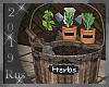Rus: Herb potting