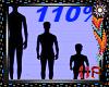 110% Scaler Male