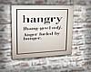 ★ Hangry Art