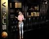~V~Bookcase Ani Blk