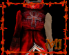 [MJ] Red Vamp Outfit