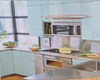 (mm)vintage Kitchen