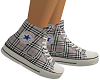 Designer Plaid 2 Cons F