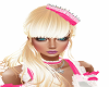 FRENCH MAID HAT PINK