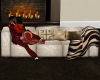 Fabreece Kissing Couch