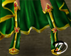 Bejeweled boots (grn)