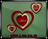 D* Love Hearts