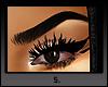 s. Eye, brownglo.