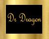Dr Dragon name sign