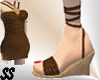 SS brown/beige Sandals
