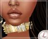 [L] Gia gold choker