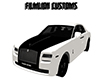 F' Royce Ghost W&B