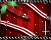   :Candy Cane Suspenders