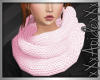 (A) Baggy Scarf Pink