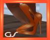 GS Mango 7 inch Pumps
