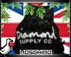 Diamond supply&co beanie