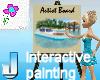 Interactive Artist Board