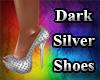 Dark Silver Shoes