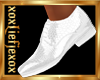 [L] Formal White Shoes