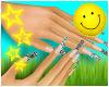 Diamond Casino Nails