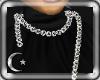 MC Diamonds&Pearls Ncklc
