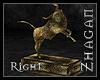 [Z] Taurus Statue 1 R