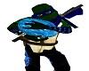 Mutant Turtle Egg Blue
