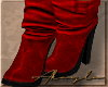 DESTINY RED BOOTS