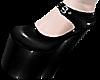 B! PVC Heels M New