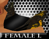 Wolfen Pauldron Female L