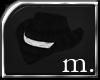 =M= Stetson [black]